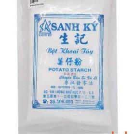 bột khoai tây sanh ký 500gr