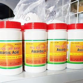 Phụ Gia Thực Phẩm Ascorbic Acid 1000 Viên