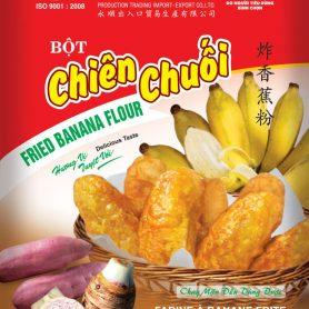 Bột Chuối Chiên Vĩnh Thuận 340gr