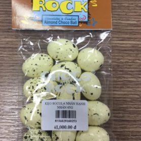 Kẹo Socola Nhân Hạnh Nhân Choco Rock 65gr