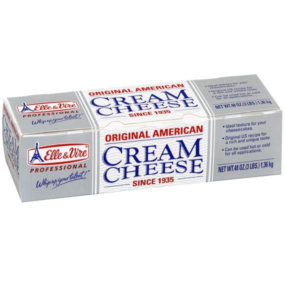Cream Cheese Elle Vire 1.36kg