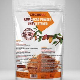Bột Cacao Nguyên Chất 4U Túi 220gr