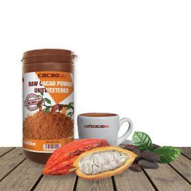 Bột Cacao Nguyên Chất 4U Hủ 440gr