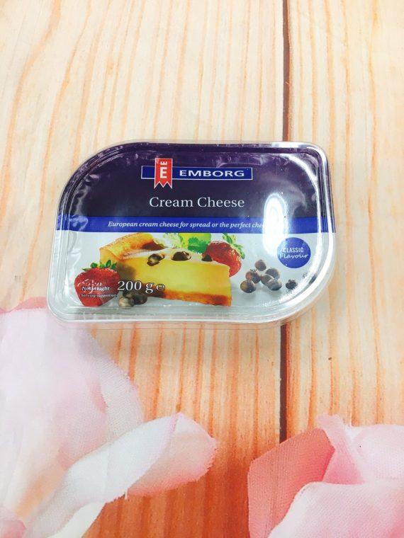 Cream Cheese EmBorg 200gr