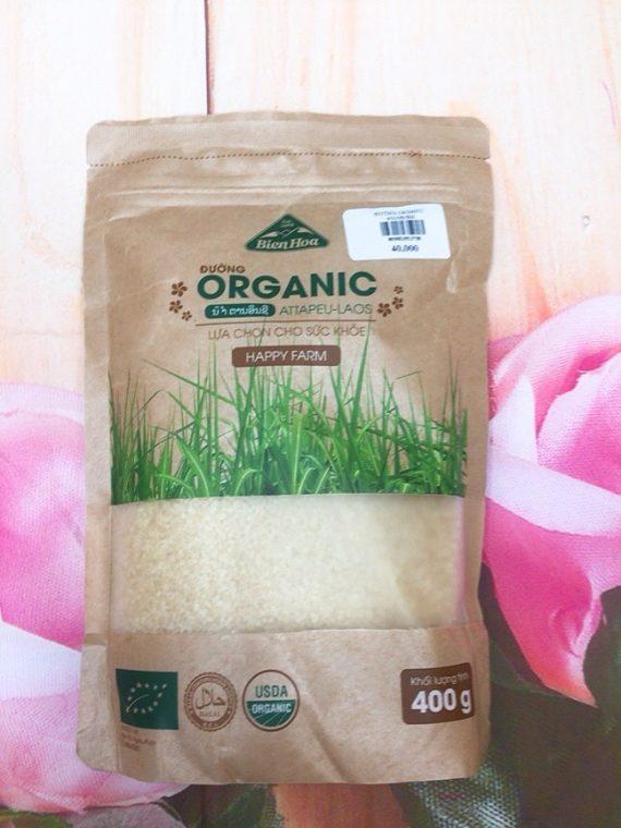 Đường Organic Biên Hòa 400gr