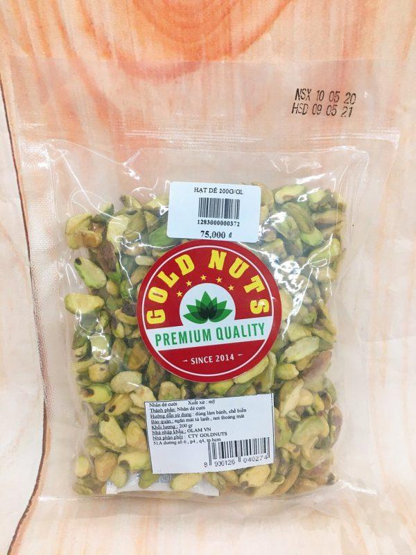 Hạt Dẻ Cười 100gr Gold Nuts