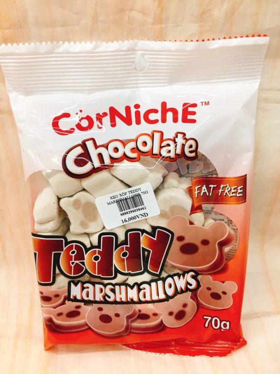 Kẹo Xốp Marshmallow Chocolate 70g