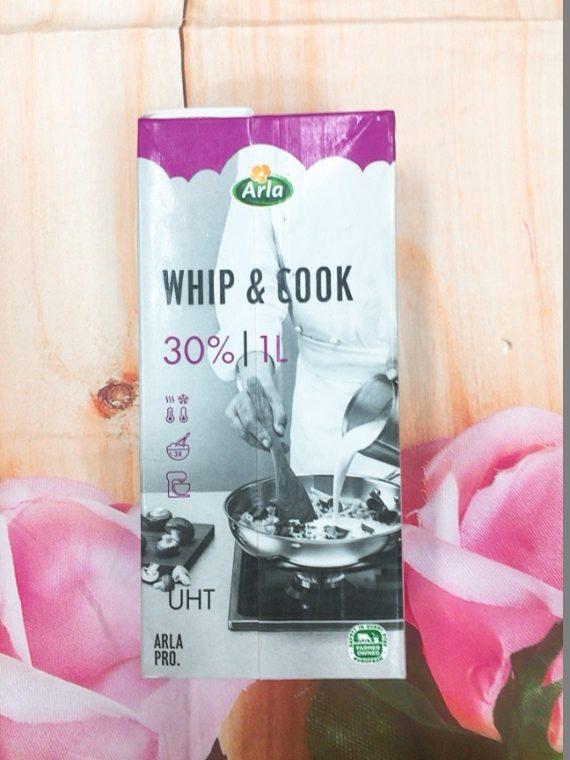 Whip & Cook Arla 1 Lít