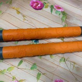Cây Cán Nhựa Màu Cam XPQG1671-35Cm- Giao 1 Cây
