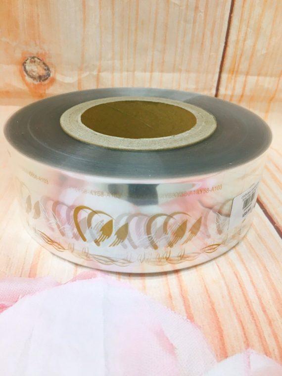 Cuộn Bao Bánh Mềm Hoa Văn 1kg