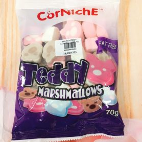 Kẹo Xốp Marshmallow Teddy70gr