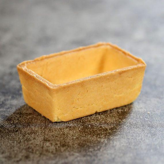 Đế Bánh Tart YA04 MINI 14gr - 20 Cái (Chữ Nhật)