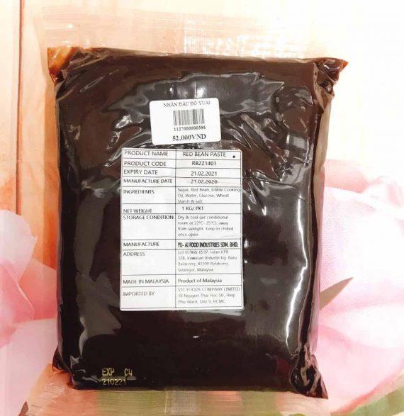 Nhan Dau Do Yuai 1kg