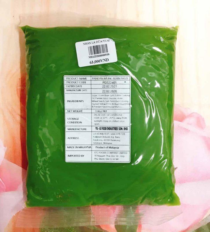 Nhan La Dua Yuai 1kg