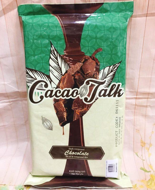Socola Compound Den Dang Khoi Cacao Talk 1kg