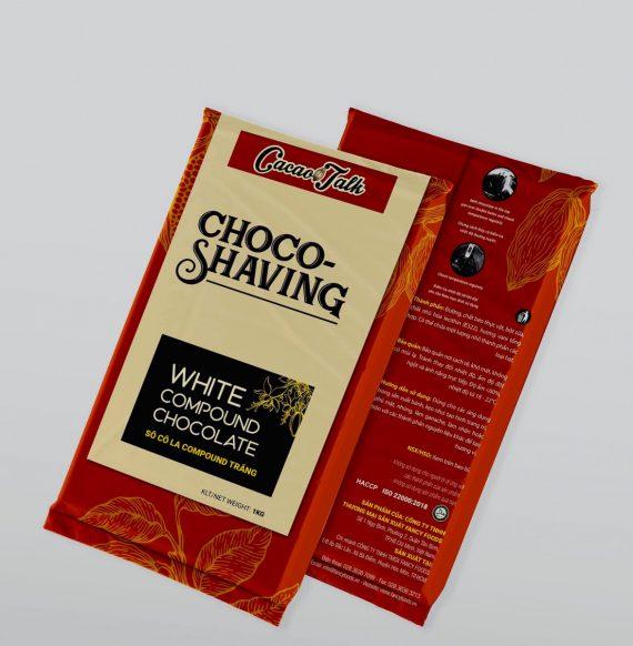 Choco Shaving Trang 01