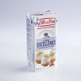 Whipping Cream ELLE & VIRE 1 lit