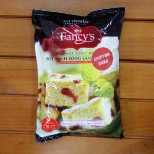 Bột bánh bông lan cuốn FANCY'S CHIFFON CAKE