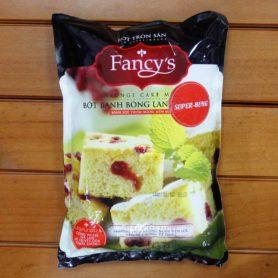 bột làm bánh bông lan fancy super bung