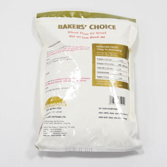 bột mì wheat flour 13 01
