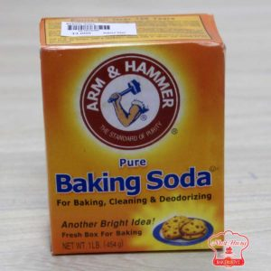 bột nở baking soda