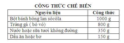 cong thuc che bien bong lan socola