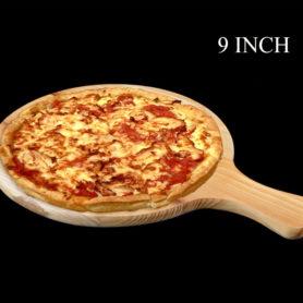 đế gỗ pizza tròn 9 inch 9813