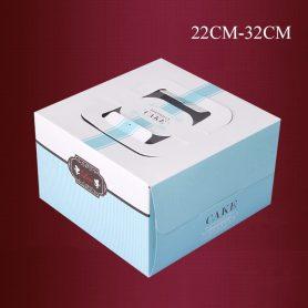 hộp đựng bánh kem size 22cm-32cm