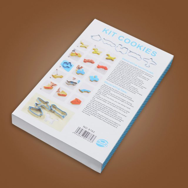khuôn nhấn cookie 9762-01