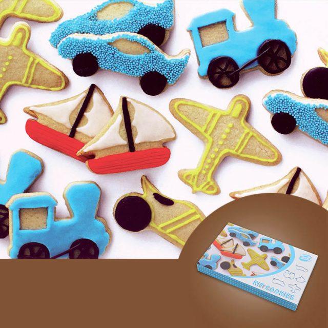 khuôn nhấn cookie 9762-02