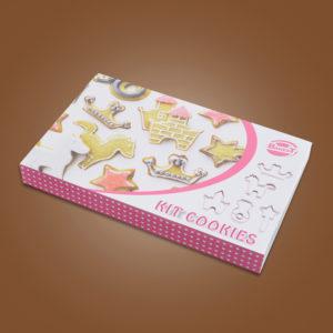 khuôn nhấn cookie 9763-01