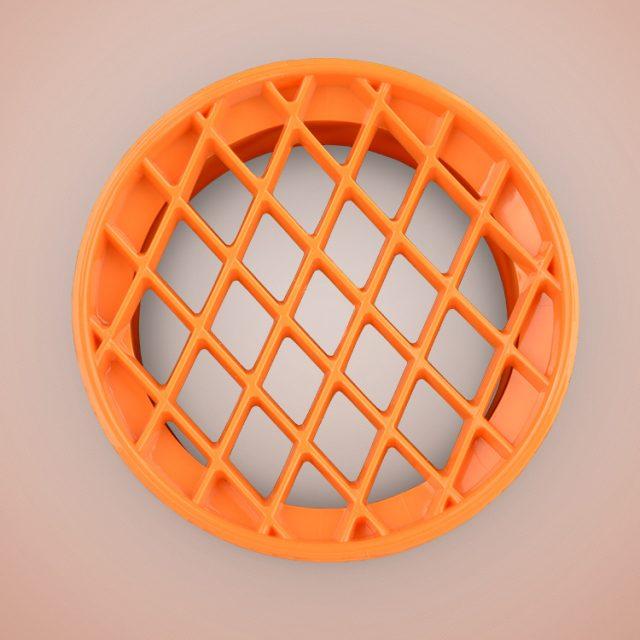 khuôn nhấn lưới bằng nhựa 9042-01