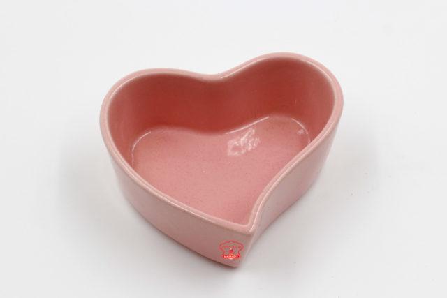 khuôn pudding tim màu hồng 02