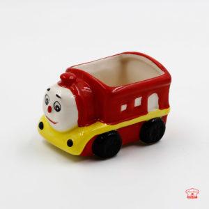 khuôn sứ pudding hình xe lửa 01