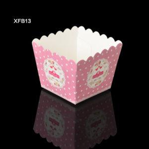 ly giấy cupcake vuông baker love